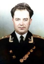 Полковник Петр Сергеевич Сафонов