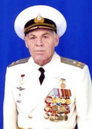 Полковник Виктор Филин, бессменный командир полка