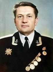 Подполковник Николай Байкин