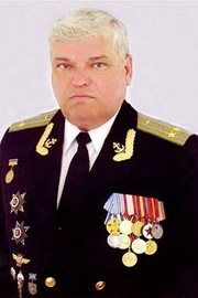 Комэска полковник Георгий Никонов