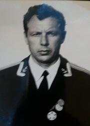 Подполковник Анатолий Федурин