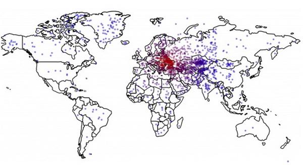 Американцы искали Украину и в Черном море, и на Аляске, и даже в Гренландии