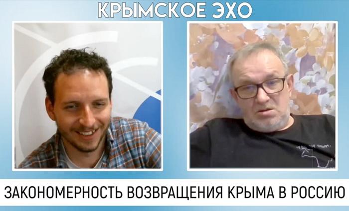 Нахождение Крыма в составе России было и есть исторической закономерностью