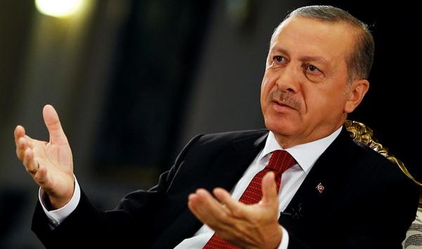 Реджеп Тайип Эрдоган ведет свою игру