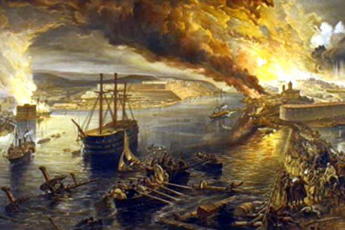 Симферополь отметил годовщину манифеста Екатерины II
