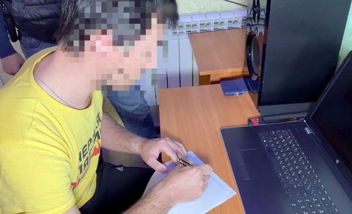 Интернет опять сдал ФСБ экстремиста