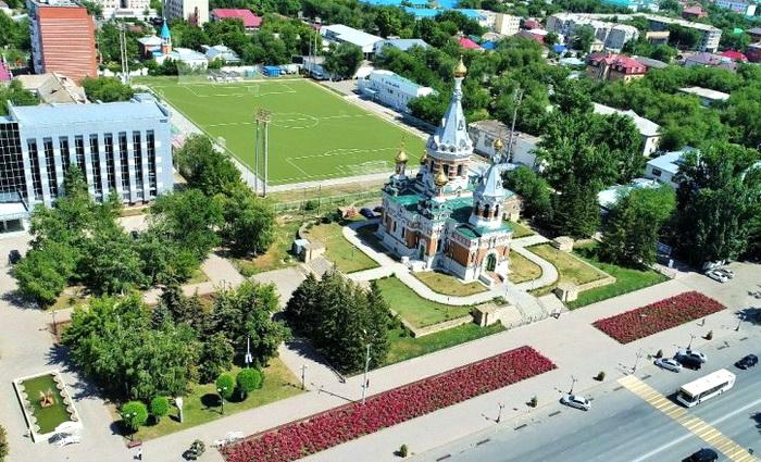 Далекий и близкий город Уральск