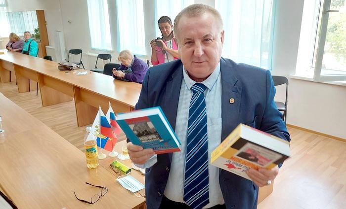 Его борьба за российский Крым