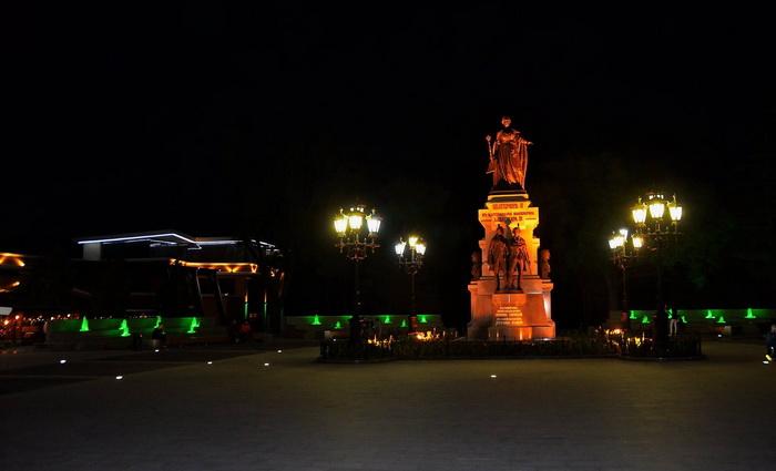 Кто не хотел памятника Екатерине II в Симферополе?