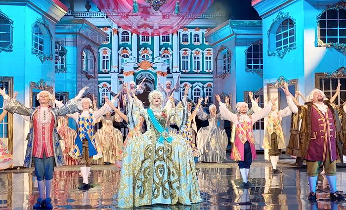 Крымский музтеатр обзавелся «Голубой камеей»
