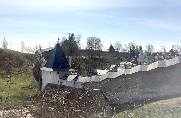 Псково-Печорский Свято-Успенский мужской монастырь