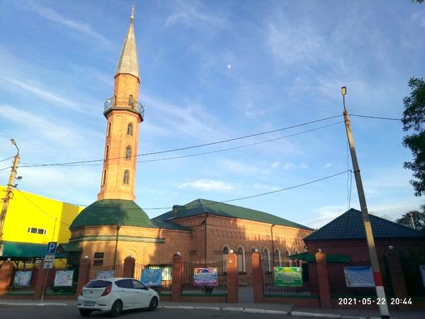 Старая татарская мечеть