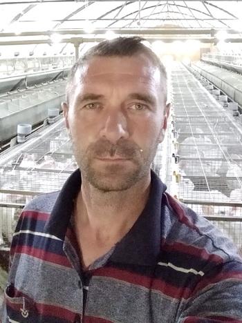 Алексей Боднар – крупнейший крымский кроликовод (с. Воронки Раздольненский район)