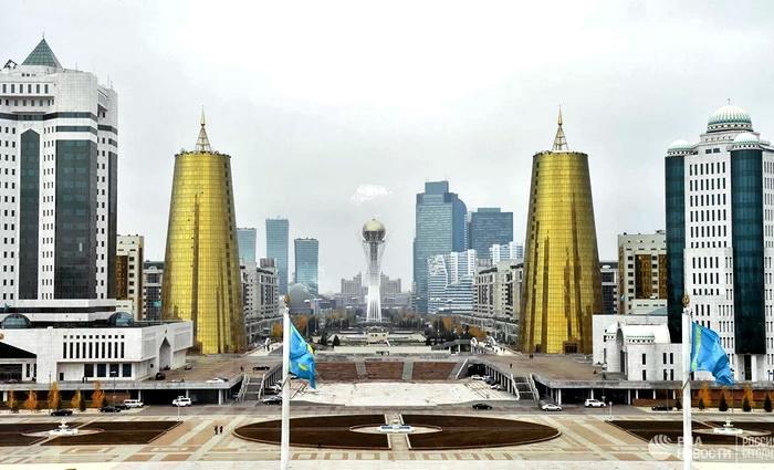 В Казахстане таки будят лихо!
