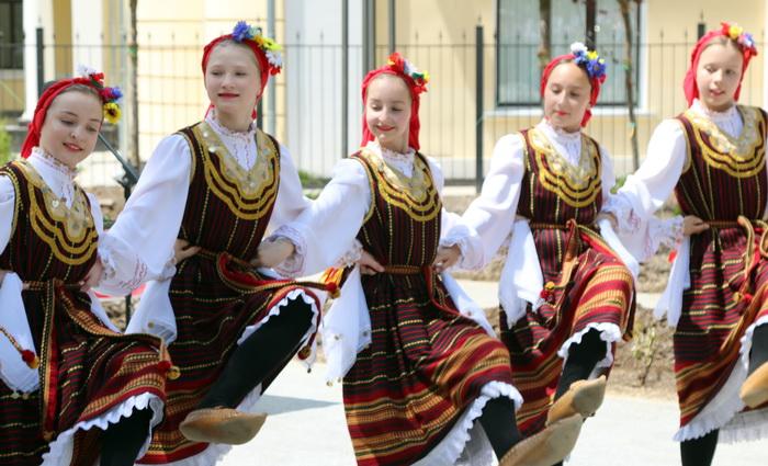 Болгарский праздник с крымским колоритом