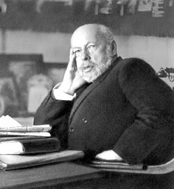 Князь Владимир Мещерский, редактор издания «Гражданин»