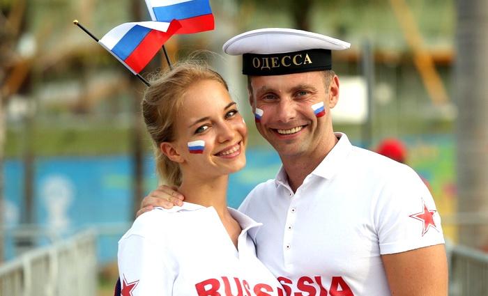 Одесситы: на красную дорожку для Путина не пожалеем!