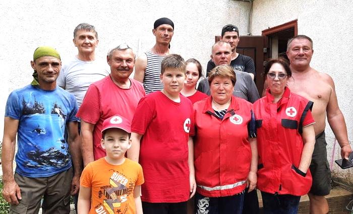 Наводнение в Керчи: мы вместе