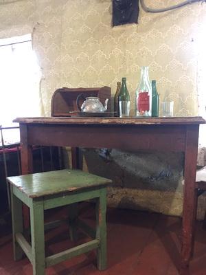 В экспозиции. «Обеденный стол» Довлатова