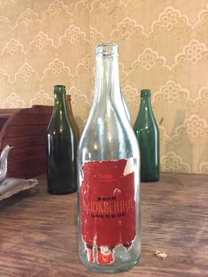 Вино клюквенное крепкое. Рецептура и секрет производства утрачены вместе с советской эпохой