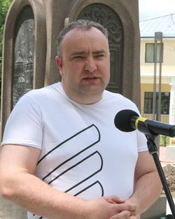 Денис Кратюк, первый заместитель министра сельского хозяйства РК
