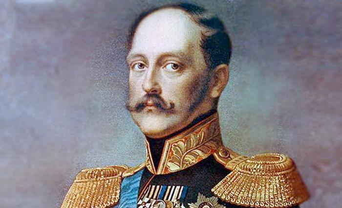 Последний рыцарь самодержавия – Николай I