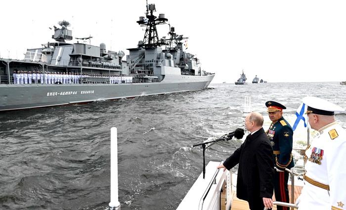 На черноморском ТВД*: удар будет неотвратимым