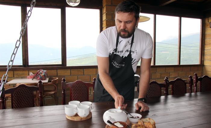 Сыр с оттенком крымской истории