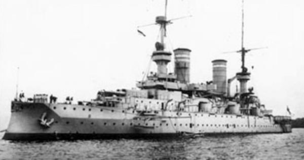 Броненосец класса Фридрих III — аналог Хеймдал