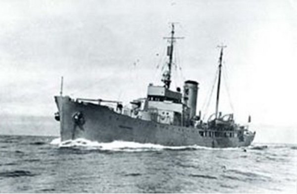 Норвежский фрегат «Фритьоф Нансен»