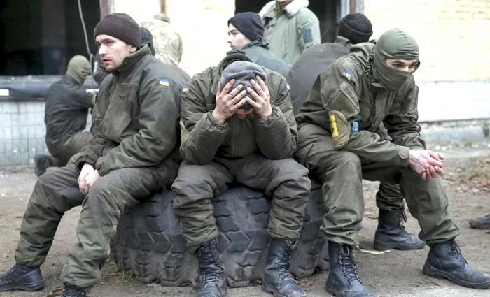 Армия Украины: психиатрический диагноз подтвержден