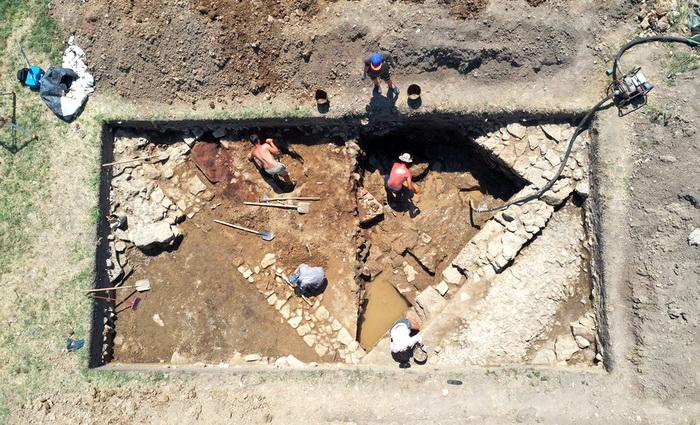 Завершился 11-й полевой археологической экспедиции по исследованию боспорского города Акра