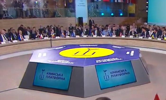 Псевдокрымский цирк международных политклоунов