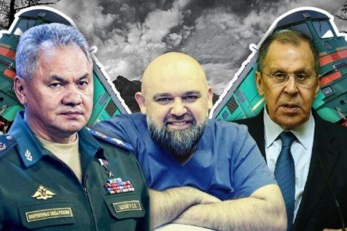 Газ российский, «колодец» венгерский, плевок — украинский