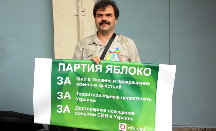 Пора «Яблоку» ответить перед Законом, чей Крым
