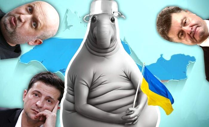 Крым. Хроники невозвращения. От Турчинова до Порошенко
