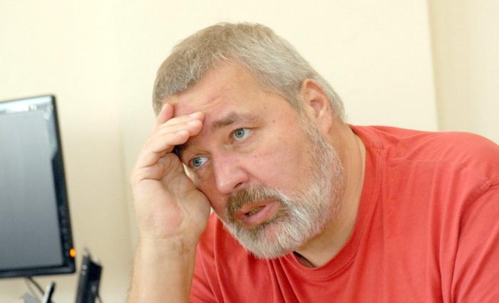 Как «соломон» Дмитрий Муратов делил Крым между Украиной и Россией