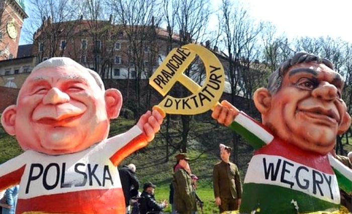 Польша сама уйдет из Евросоюза или ее оттуда выгонят?