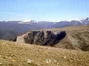На нижнее плато Чатырдага